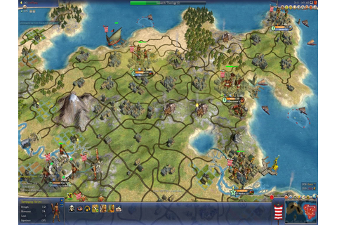 Sid Meier's Civilization IV (Expansion) : Warlords PC Game ...