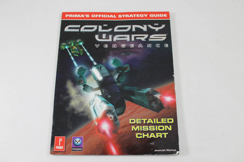 Colony Wars: Vengeance Guide - Prima Games