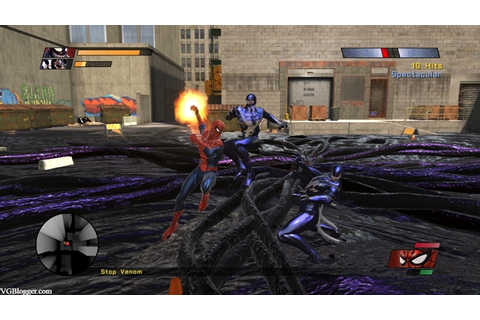 Spider Man Web Of Shadows Game - PC Full Version Free Download