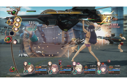 PS4 Exclusive Dark Rose Valkyrie Launches With Revealing ...
