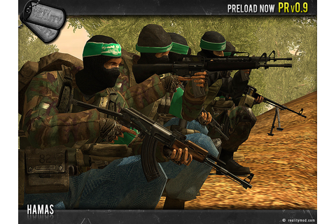 Hamas Faction image - Project Reality: Battlefield 2 mod ...