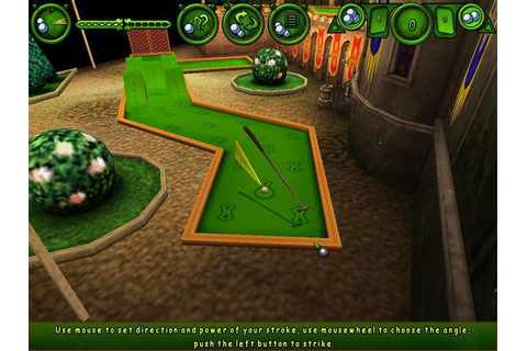 All about Mini Golf. Download the trial version for free ...