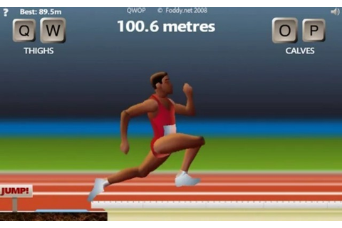 QWOP Hacked (Cheats) - Hacked Free Games