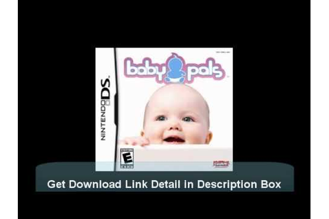 How to Download Baby Pals DS Game ROM Free - YouTube