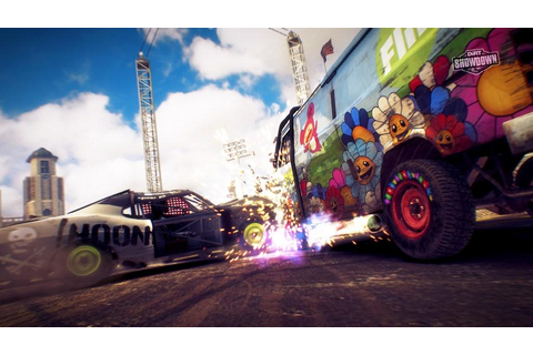 DiRT Showdown Review - Gaming Nexus
