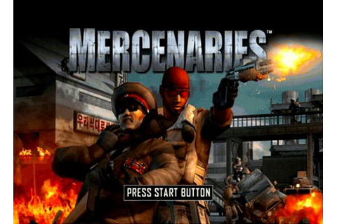 Screens: Mercenaries: Playground of Destruction - PS2 (1 ...