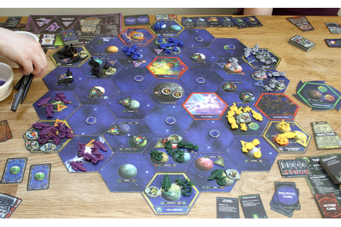 Twilight Imperium, a board game with meal breaks | Ars ...