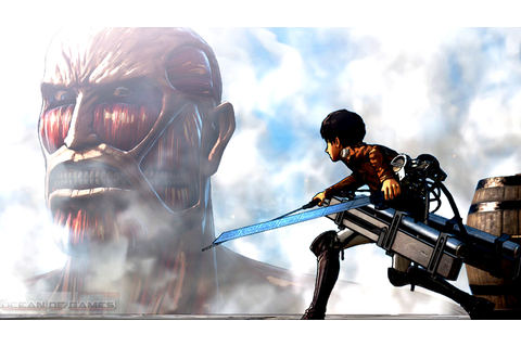 Attack on Titan Wings of Freedom Free Download - Ocean Of ...