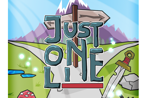 Just One Line Windows game - Indie DB