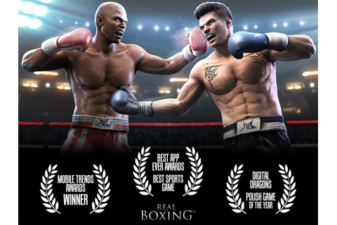 Real Boxing for Android - APK Download