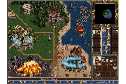 Heroes of Might and Magic 3 The Restoration of Erathia ...