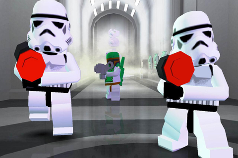 Lego Star Wars II: The Original Trilogy PS2 Cheats and ...