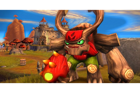 Skylanders Giants video game review: A big up to the ...