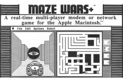 The Game Archaeologist: Maze War