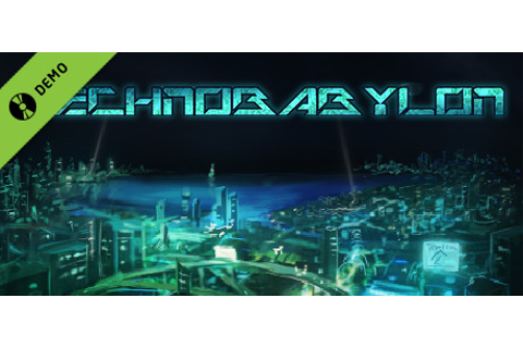 Technobabylon Demo on Steam