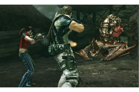 Resident Evil: The Mercenaries 3D review | GamesRadar+