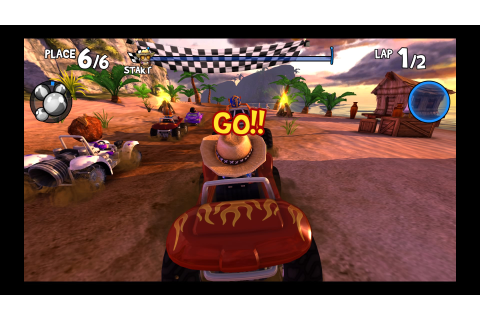 Beach Buggy Racing - PS4 Review - PlayStation Country