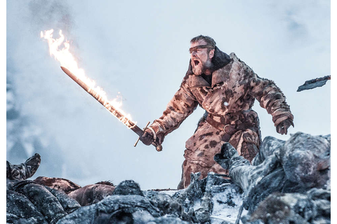 Game of Thrones Season 8: Beric Dondarrion Fire Sword ...
