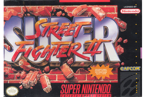 Super Street Fighter II: The New Challengers | Nintendo ...