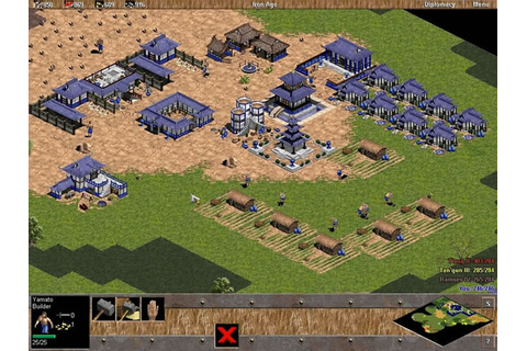 Age of Empires 1 strategy for Windows (1997) - Abandonware ...