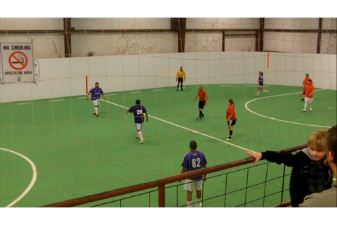 Mesquite Indoor Soccer Game - YouTube