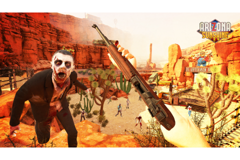 Hands On: Arizona Sunshine Needs Work on PlayStation VR ...