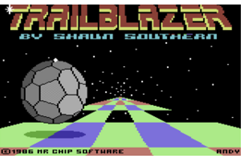 Trailblazer - C64-Wiki