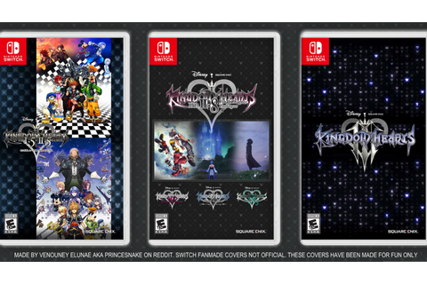 Petition · Get the Kingdom Hearts Collection on the ...