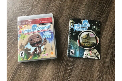 LittleBigPlanet -- Game of the Year Edition (Sony ...