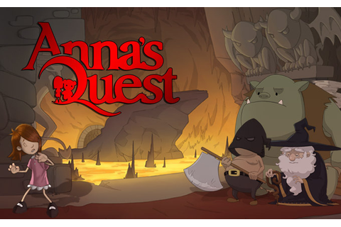 Anna's Quest (Video Game) - TV Tropes