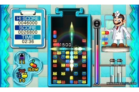 Dr  Mario: Miracle Cure auf Qwant Games