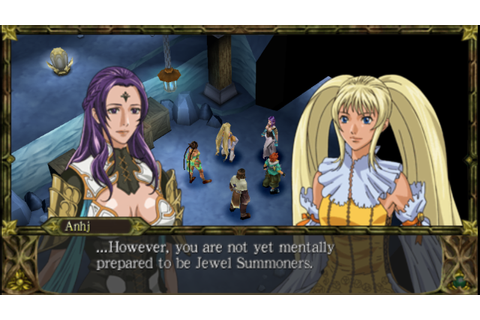 Monster Kingdom Jewel Summoner PSP ISO Free Download ...