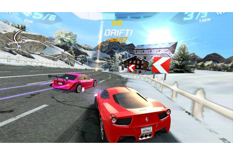 Asphalt Injection Review for the PlayStation Vita - YouTube