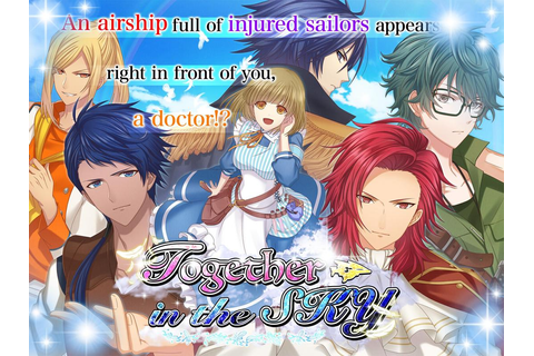 Together in the sky | Otome Dating Sim Otome games for ...