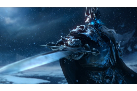 World of Warcraft: Wrath of the Lich King — Trailer ...