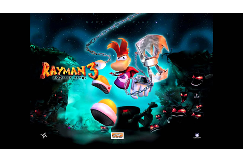 Rayman 3 Hoodlum Havoc Ost - ...Disco Jam Extended - YouTube
