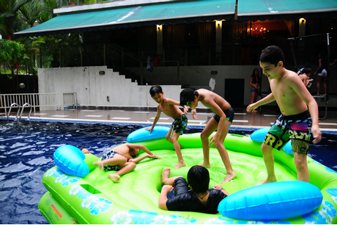 Event DirecTus: Pool Party FUN for KIDS, TEENS & ADULTS