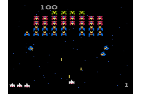 GALAGA-14 - new game & disassy - Atari 7800 - AtariAge Forums