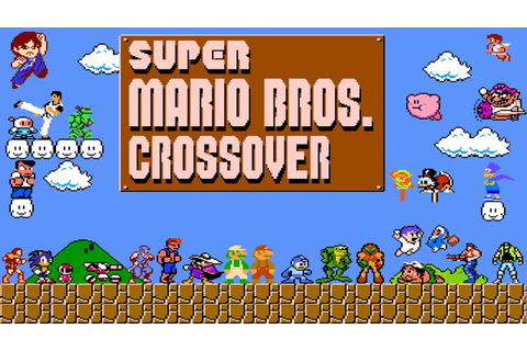 Super Mario Bros. Crossover (Longplay) - YouTube
