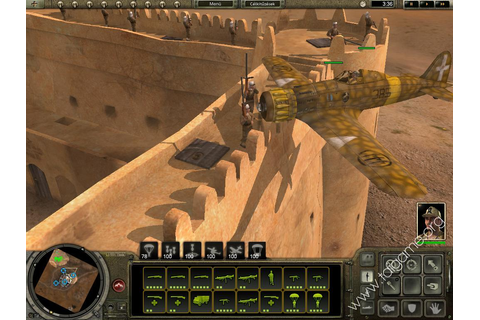 Codename: Panzers Phase Two - Tai game | Download game ...