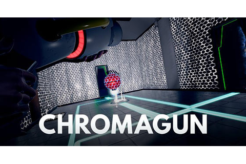 ChromaGun is coming to Xbox One and PS4 in August - TGG