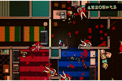 Hotline Miami Review - With Steam Giveaway! | Dorkadia