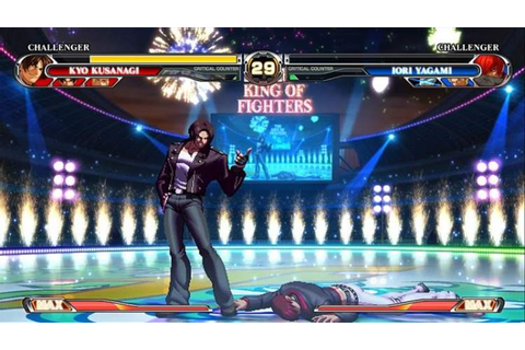 The King of Fighters XII (Game) | GamerClick.it