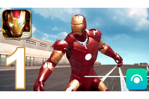 Iron Man 3: The Official Game - Gameplay Walkthrough Part ...