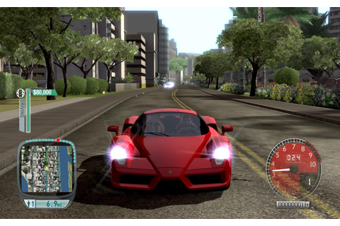 Test Drive Unlimited Game - Free Download Full Version For Pc