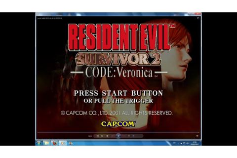 Resident Evil Survivor 2 CODE: Veronica - YouTube