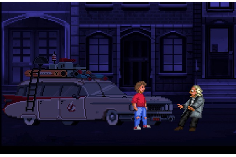 Back to The Future Part III: Timeline of Monkey Island ...