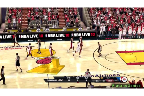 NBA Finals 2013 - San Antonio Spurs vs Miami Heat - Game 7 ...