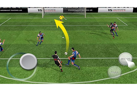 Ultimate Soccer Football - Gameplay Android - YouTube