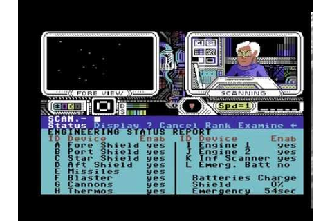 Psi 5 Trading Company - C64 - YouTube